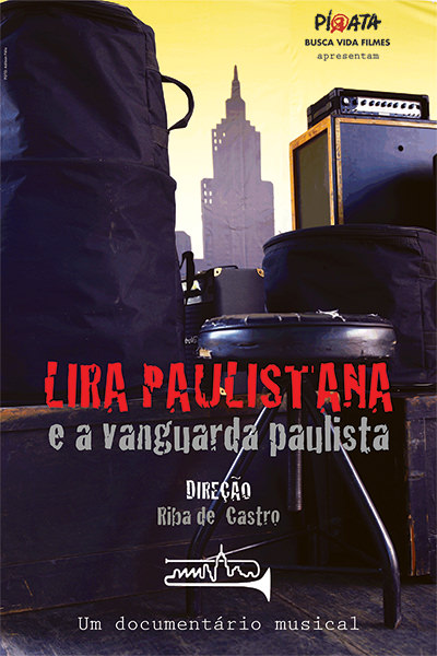 Cartaz do filme Lira Paulistana